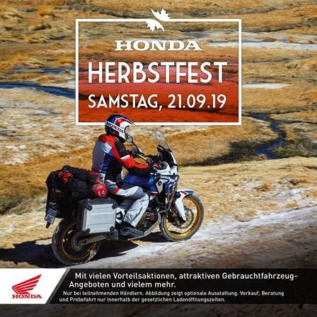 Honda Herbstfest