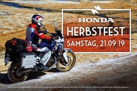 Motorrad Termin Honda Herbstfest 2019