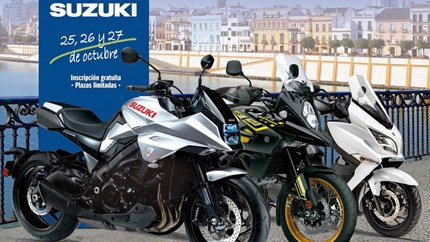 EVENTOS Suzuki Test Weekend