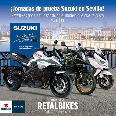 Suzuki Test Weekend