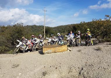 Motorrad Termin Endurotour Toskana