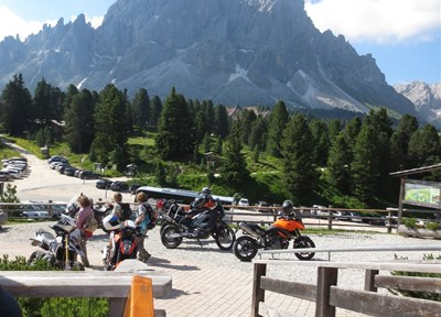 EVENTS PePa-Bikes DOLOMITEN PÄSSE TOUR