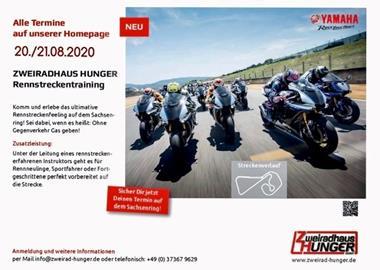 Motorrad Termin Rennstreckentraining  // PITBIKE - Training // Terminbekanntgabe im November