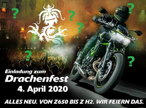 Kawasaki Drachenfest 2020