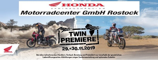 Africa Twin Premiere 2020 (Tag 2)