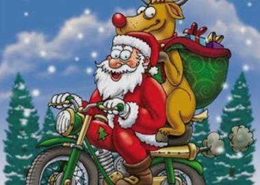 Motorrad Termin SK-Bikes Nikolaustag