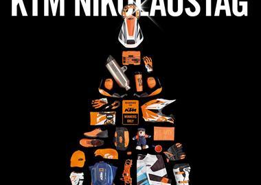Motorrad Termin KTM Nikolaustag 2019