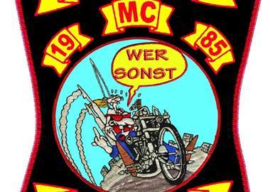 Motorrad Termin Motorradaustellung MC The Bikers Nieder-Olm