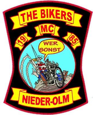 Motorradaustellung MC The Bikers Nieder-Olm
