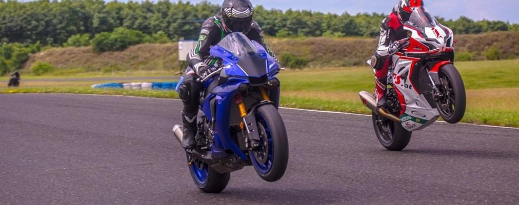 Motorrad Termin 1000PS Bridgestone Trackday