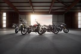 Motorrad Termin Triumph New Model Launch