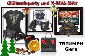 X-Mas-Day und Glühwein-Party anzeigen