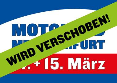 Motorrad Termin Motorradmesse Erfurt 2020