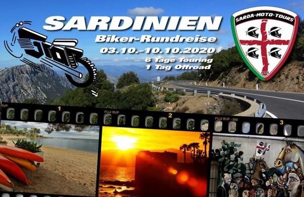 Motorrad Termin Sardinientour