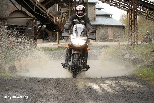 Motorrad Termin Offroadschnuppern für Reiseenduros
