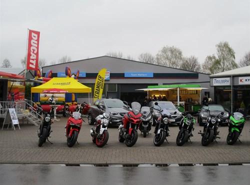 EVENT Kawasaki-Drachenfest / Scheeßeler Auto-und Motorrad-Tage