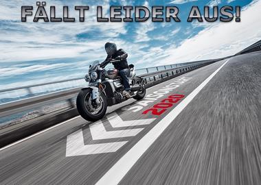 Motorrad Termin Saisonstart 2020 bei Triumph Gera