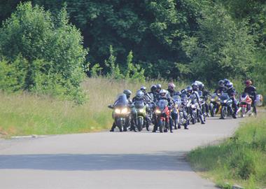 Motorrad Termin Pfingstausfahrt