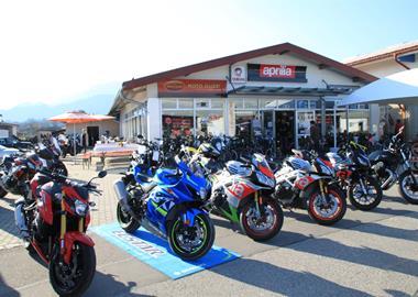 Motorrad Termin Suzuki Bikers Day 2020