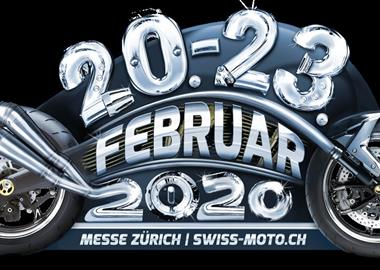 Motorrad Termin SWISS-MOTO 2020