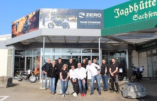 Saisonstart bei Triumph Chemnitz