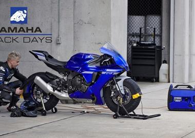 Motorrad Termin 2020 - Yamaha Track Day - Rennstreckentraining