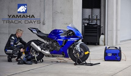 2020 - Yamaha Track Day - Rennstreckentraining