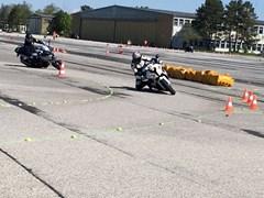 Motorrad Termin Fahrsicherheitstraining 2020