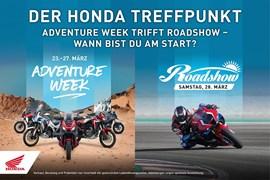 Motorrad Termin Saisoneröffnung bei Honda Evecan