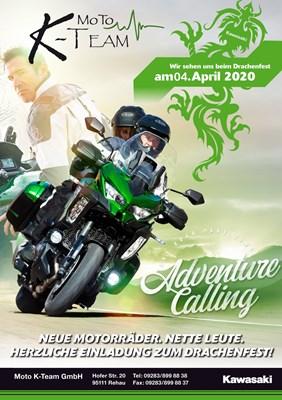 Motorrad Termin Drachenfest - Saisonauftaktfest.....