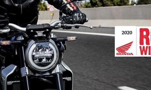 Frauen am Lenker - Honda Ride With Us