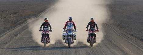 Motorrad Termin Africa Twin Training - Session 1