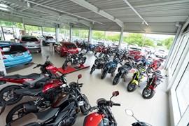 Motorrad Termin Schausonntag - Tag der offenen Tür