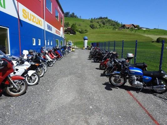 Motorrad Termin Japan-Oldies Meeting