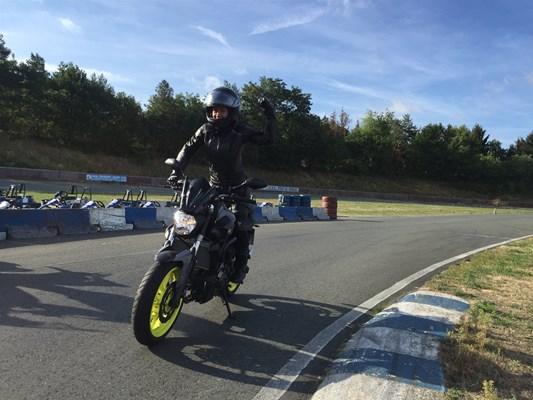 Motorrad Termin Personal Training