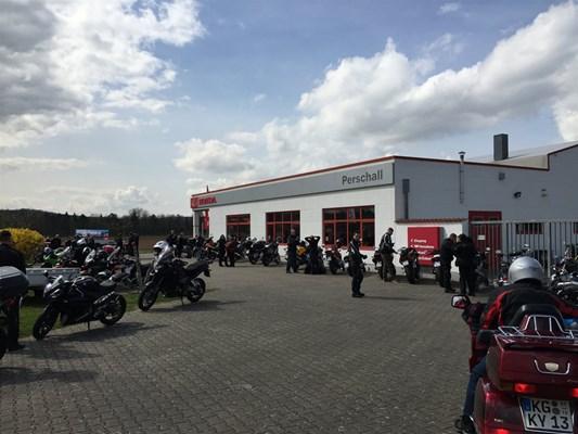 Motorrad Termin Frühlingsmarkt 2020 in Volkach