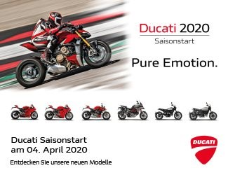 Ducati Saisonstart Wilburgstetten