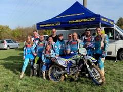Motorrad Termin Sherco Testtag beim MSC Alzey