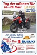 Motorrad Termin Suzuki Biker´s Day 2020