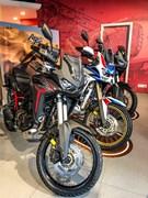"""Motorrad Termin """"kleine"""" HONDA Roadshow"""