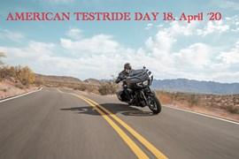 Motorrad Termin AMERICAN TESTRIDE DAY
