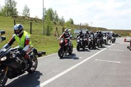 Motorrad Termin 10. Kurventraining am Erzgebirgsring