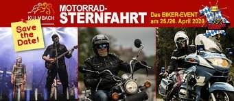 Motorrad Termin Sternfahrt Kulmbach mit INDIAN Motorcycles