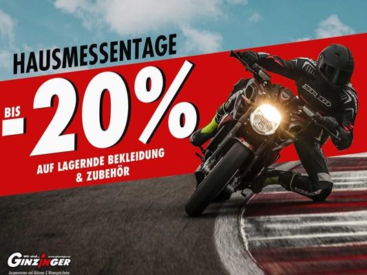Motorrad Termin Ginzinger Hausmessentage