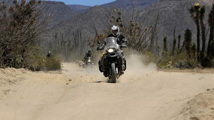 Motorrad Termin BAJANORA – Desert Adventure Raid