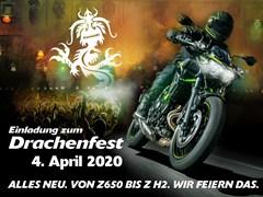 Motorrad Termin Drachenfest 2020 - Fällt leider aus!