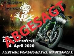 Motorrad Termin Drachenfest 04.04.2020