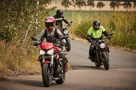 Motorrad Termin Wiedereinsteiger Training