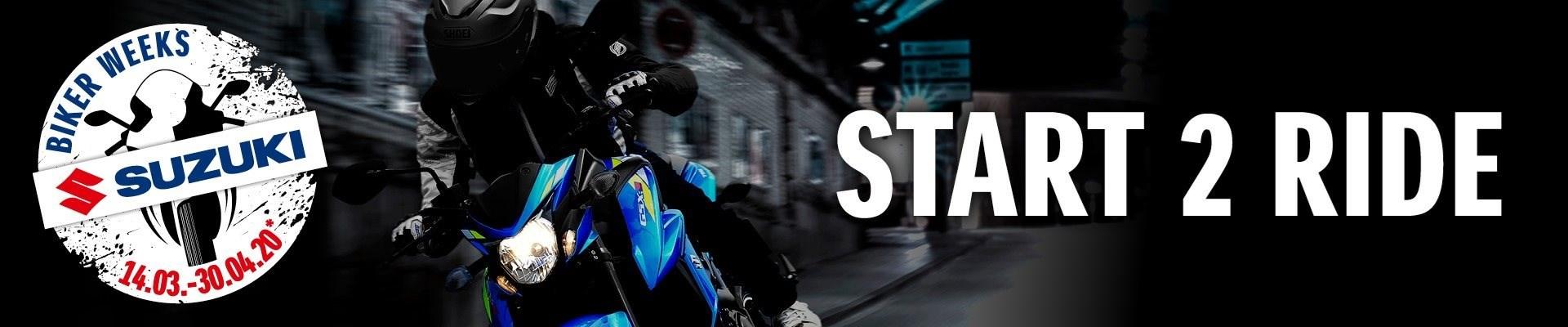 Motorrad Termin Biker's Day 2020