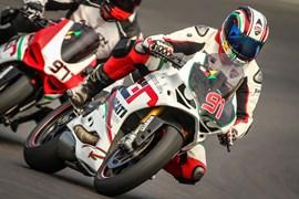 Motorrad Termin 2. Rennstreckentermin 2020